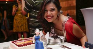 Celebrities Birthday Cakes
