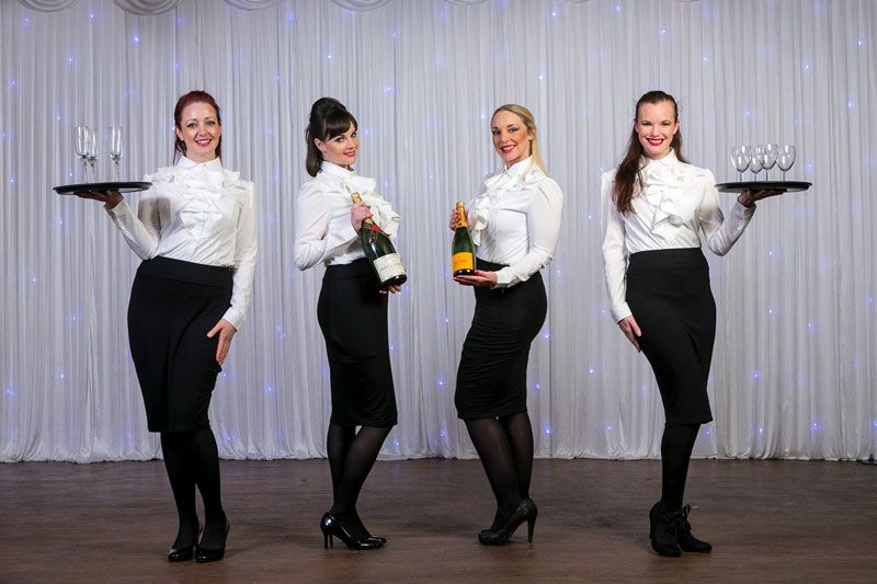 hire waitresses in Melbourne