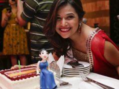Celebrities Birthday Cakes