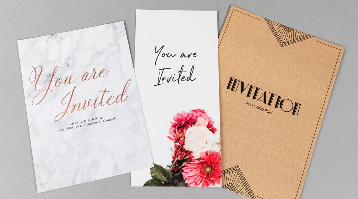 best online invitation templates